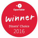 The Black Horse Restaurant in Bedfordshire wins Open Table Diner's Choice Award